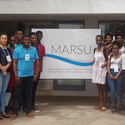 MARSU Summer School – 16-18 October 2018 (Cape Verde)