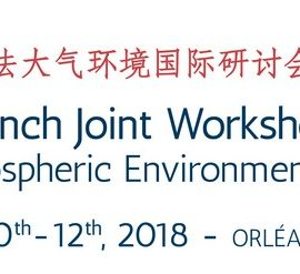 The 6th Sino-French Workshop on Atmospheric Environment
